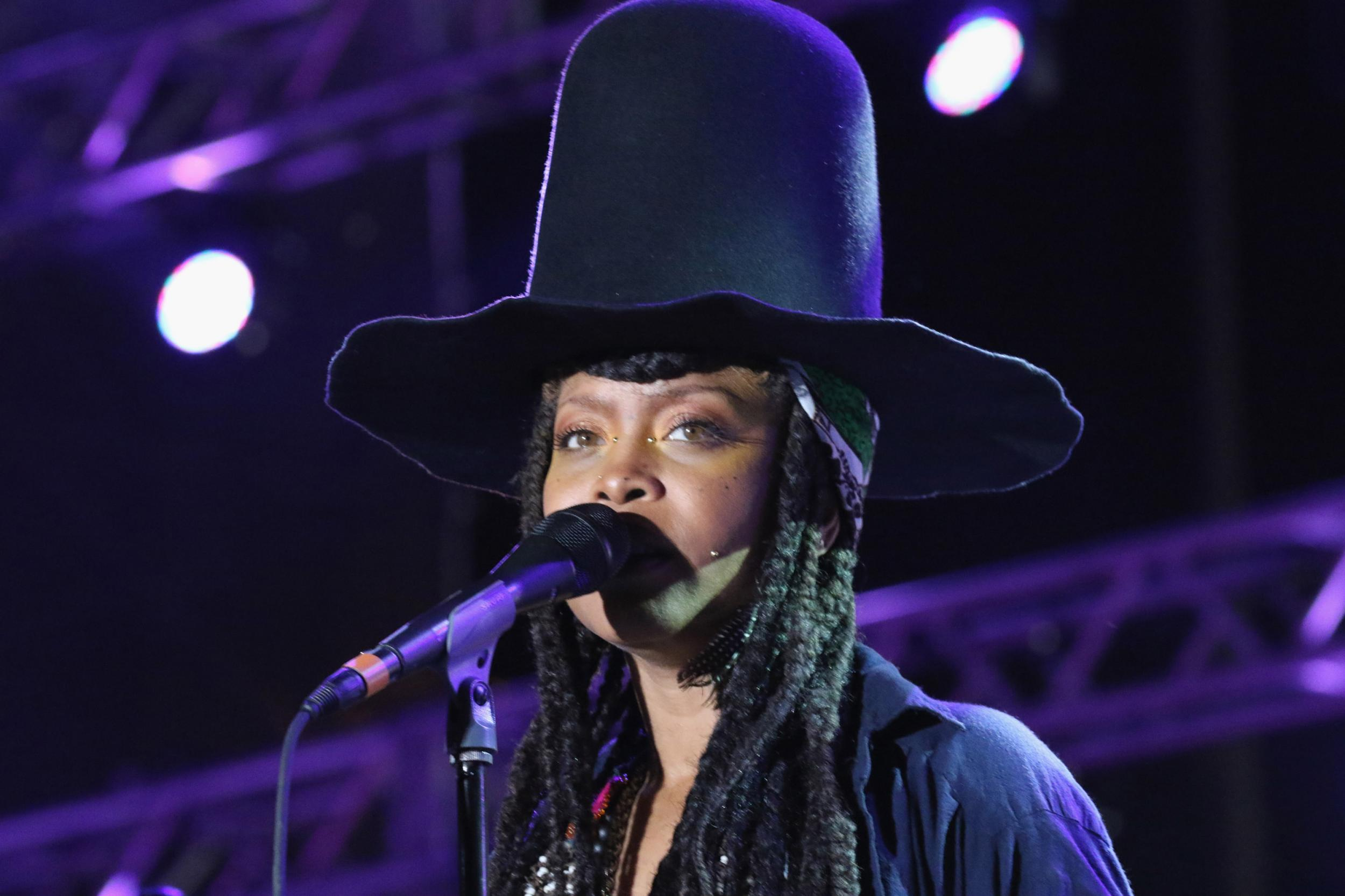 Erykah Badu accused of victim-blaming after saying girls should wear knee length skirts to stop distracting men