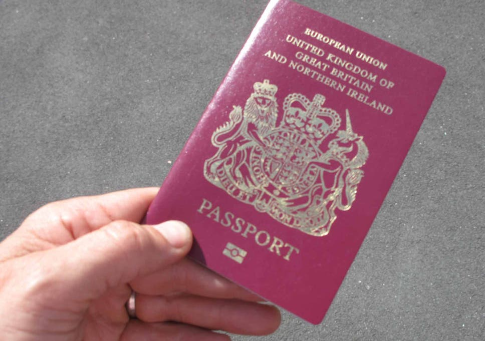 How to know my passport expiry date online