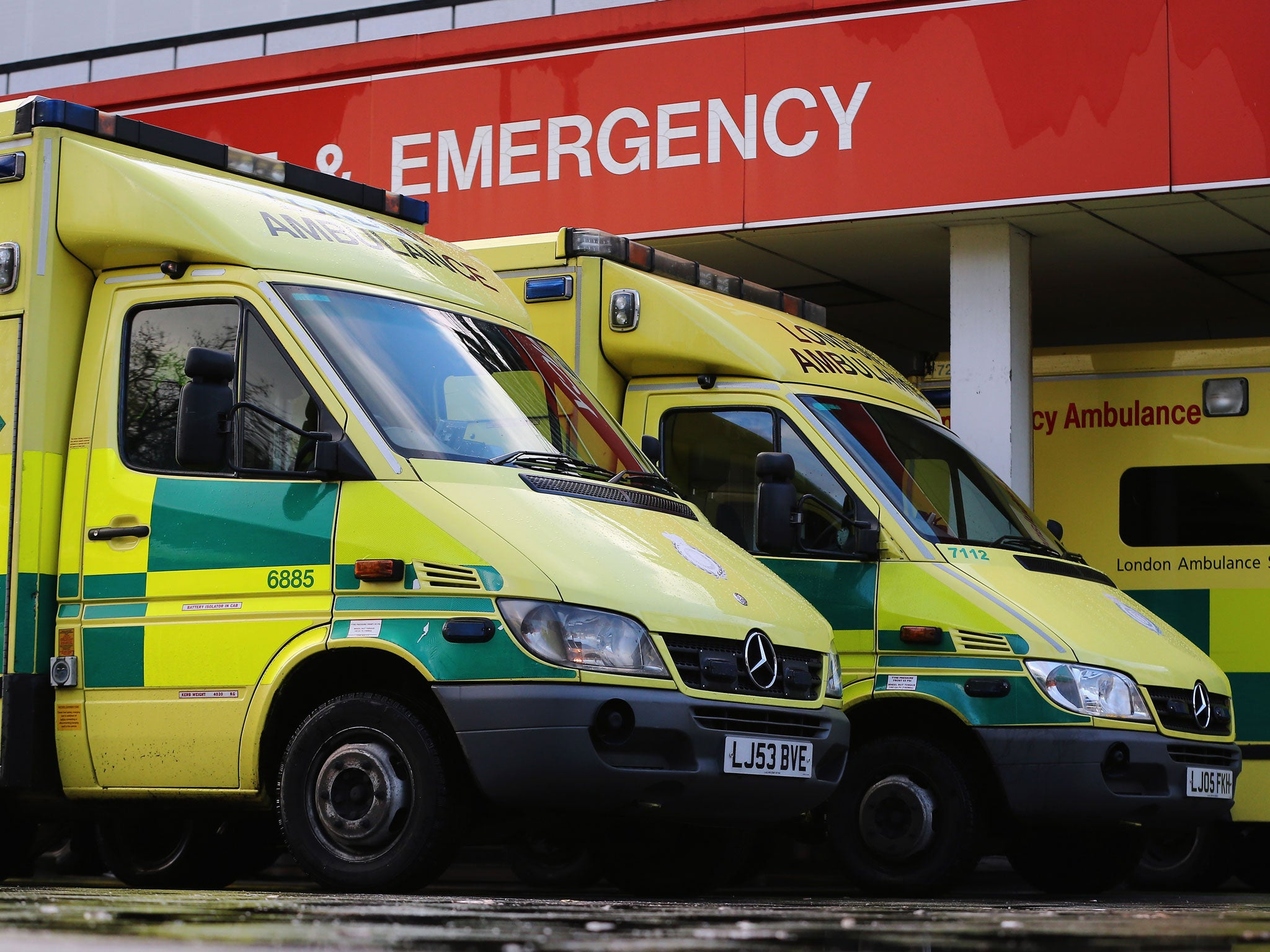 Senior A&E doctor declares working in NHS emergency medicine