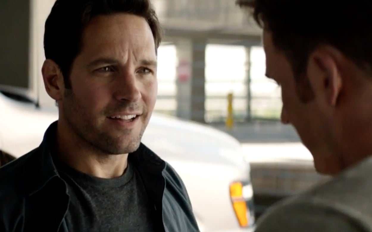 War: Ant-Man introduces himself to Cap's team in hilarious new clip ...