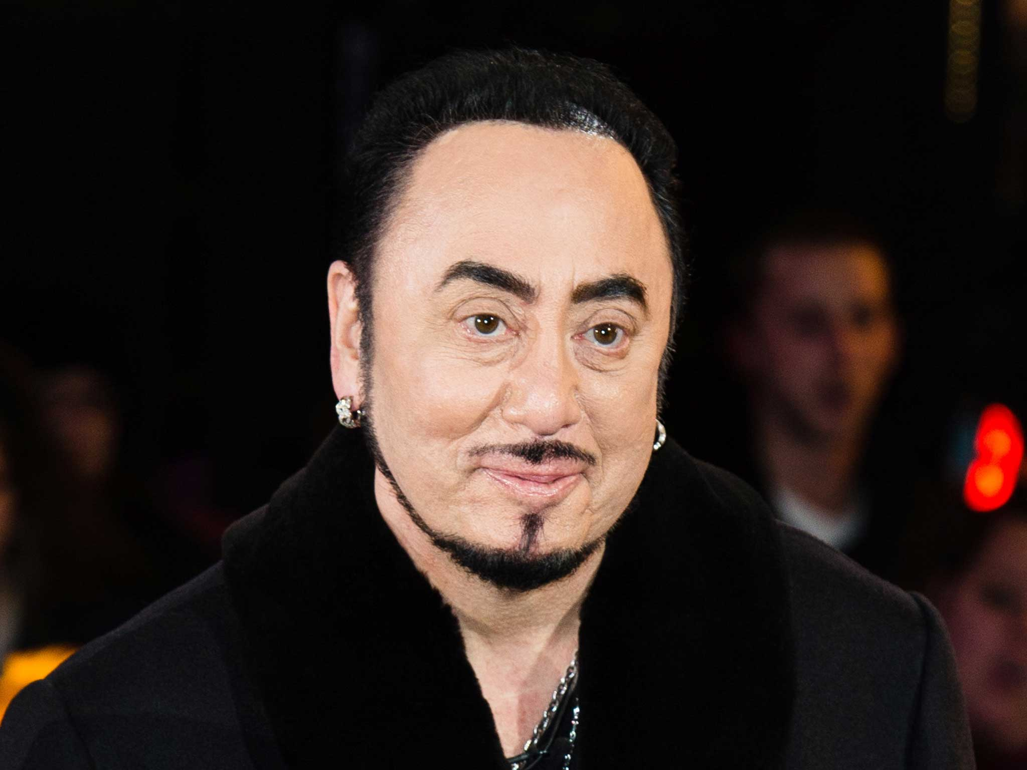 David Gest Dead Producer And Former Husband Of Liza Minnelli Dies At 62 The Independent The Independent