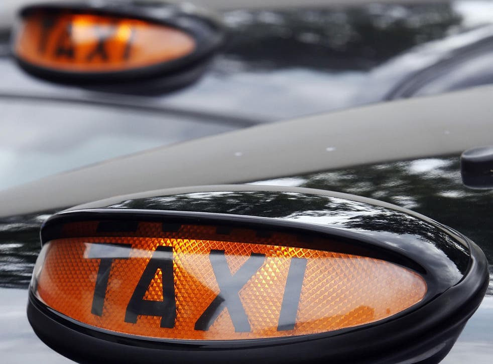 After the taxi driver rejected her offer, she refused to pay the fare and tried to blackmail him by telling him she would report him for sexual assault