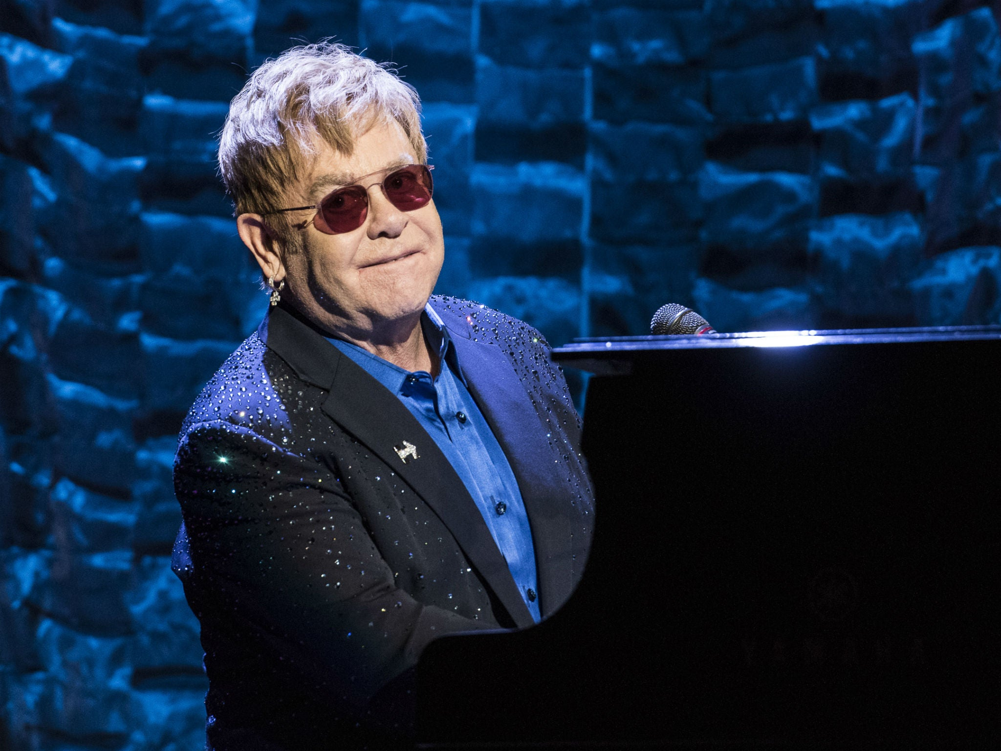 Kingsman 2: Elton John Confirms He Will Be In The Golden Circle Via  Instagram  The Independent