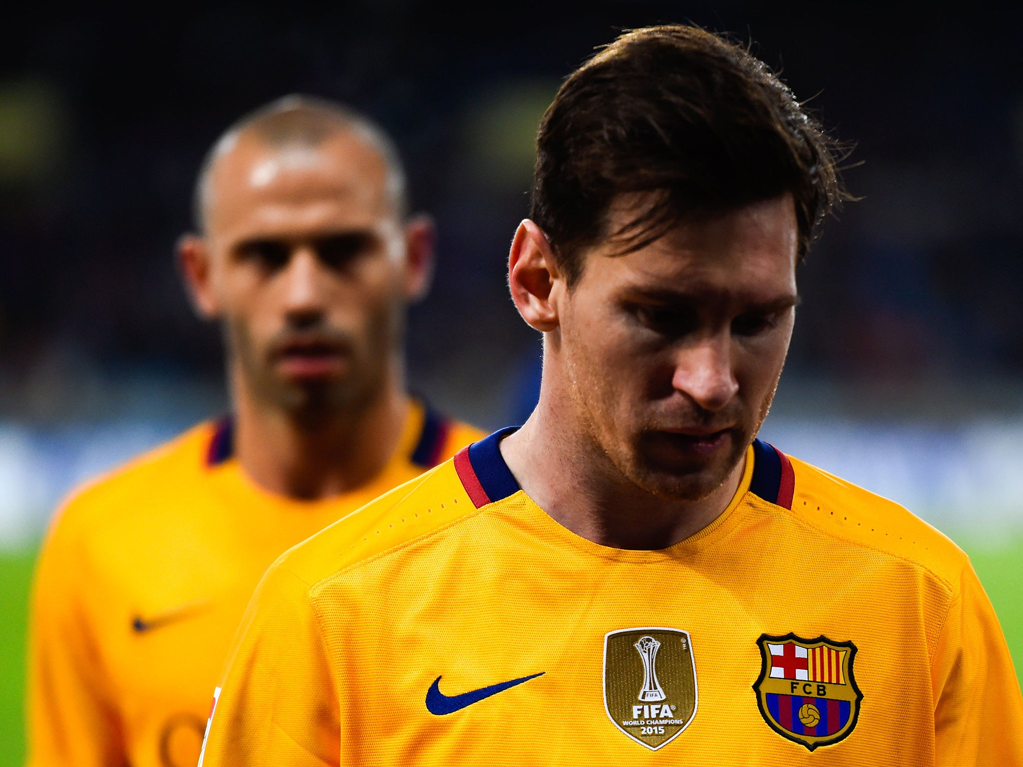 Lionel Messi plays down Barcelona's blip ahead of Atletico Madrid Champions League quarter-final