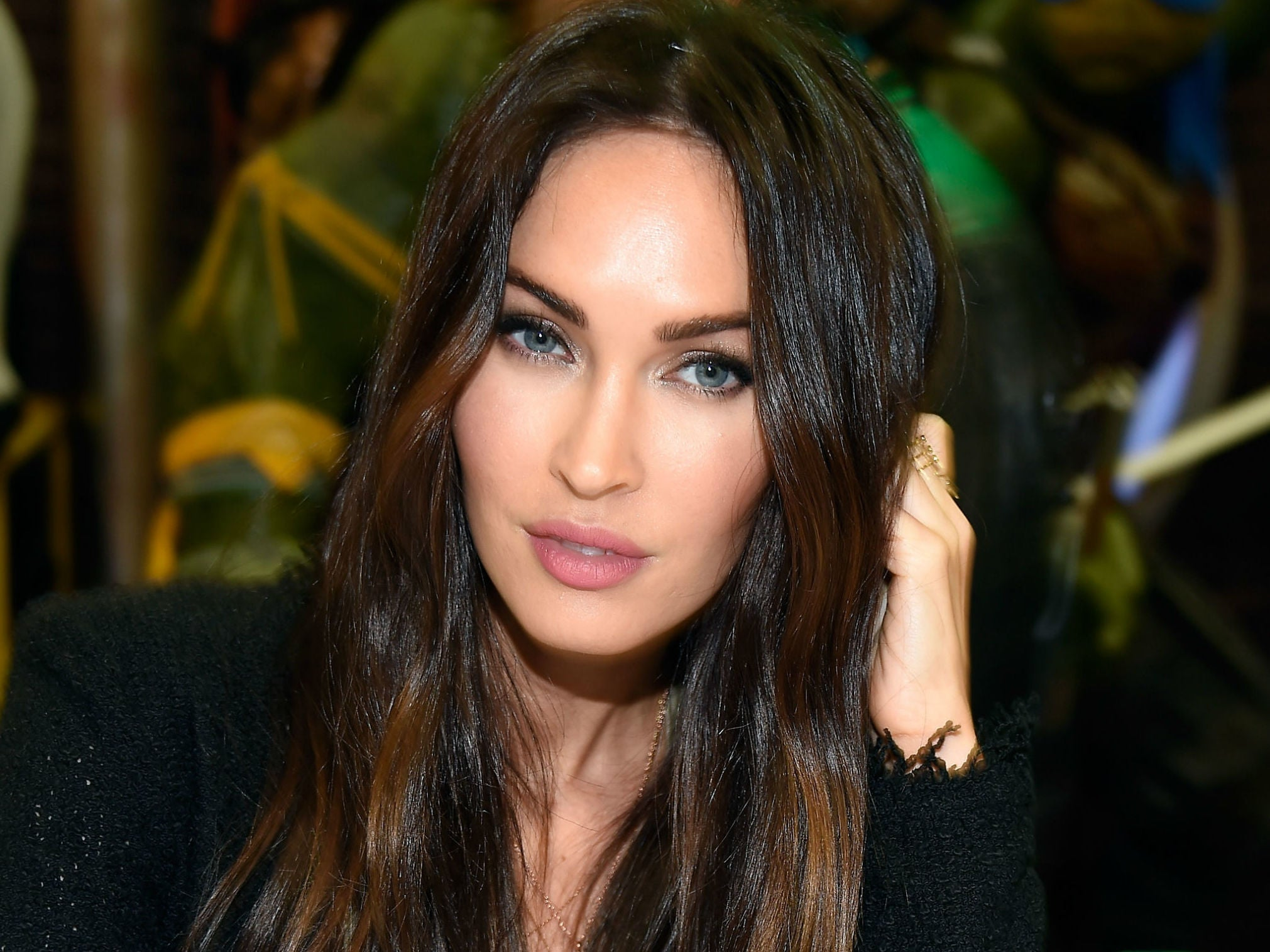 Megan Fox says she wan...