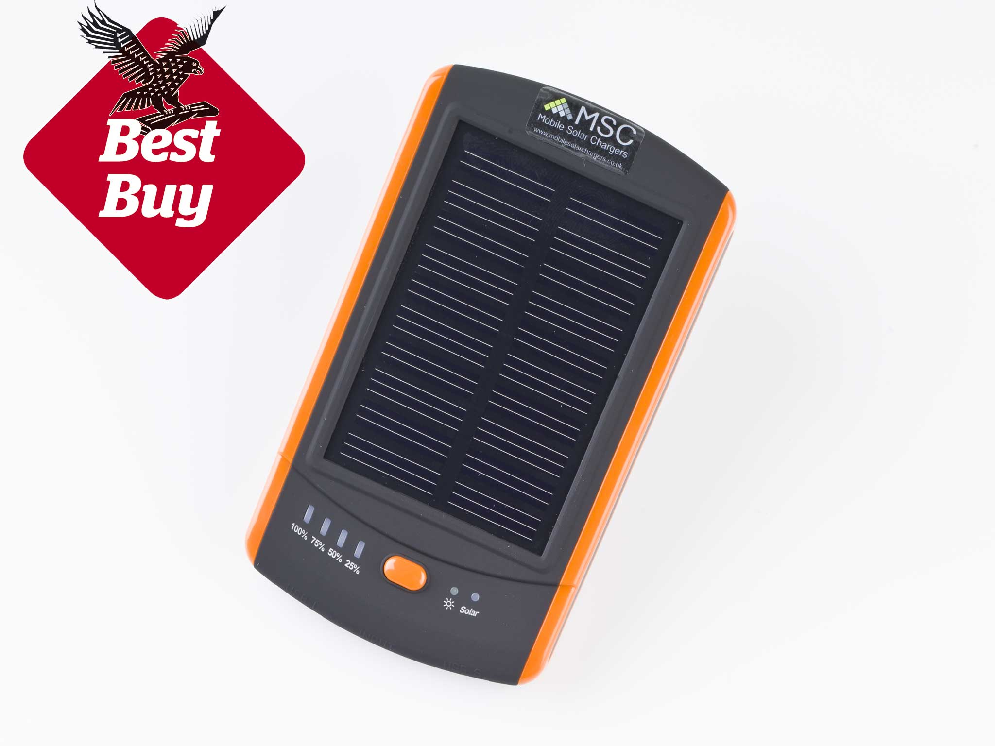 8 best solar chargers | The Independent