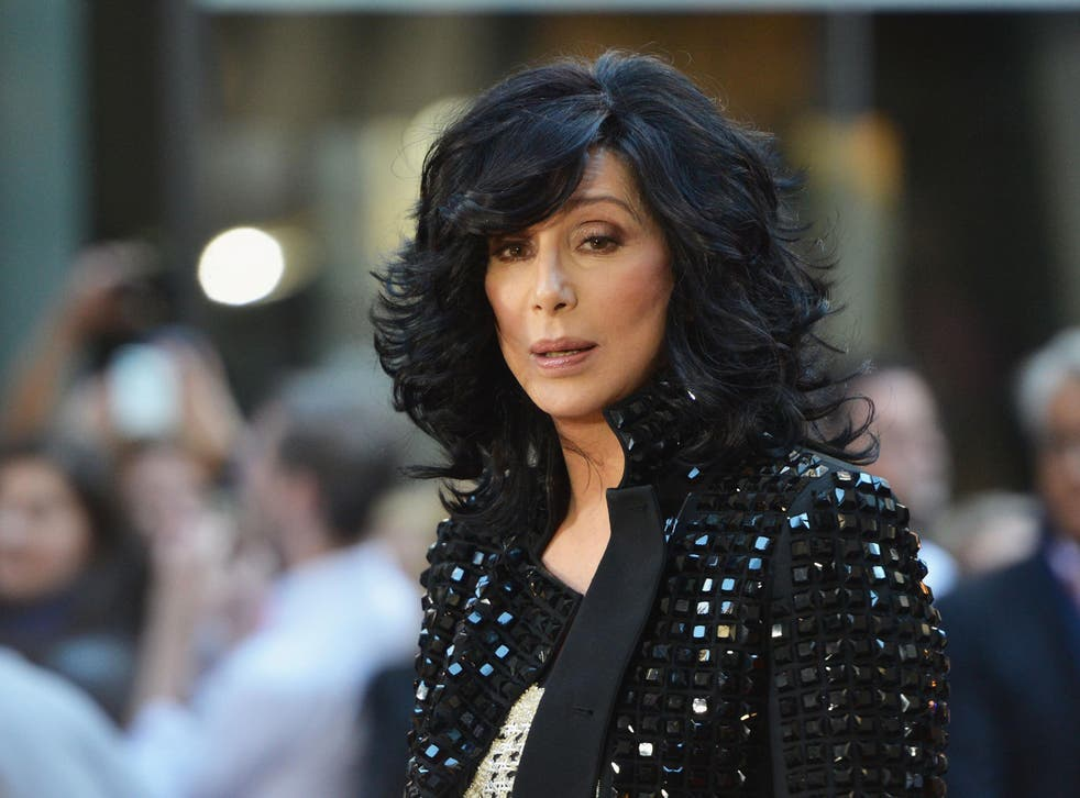 Cher is not impressed with Donald Trump