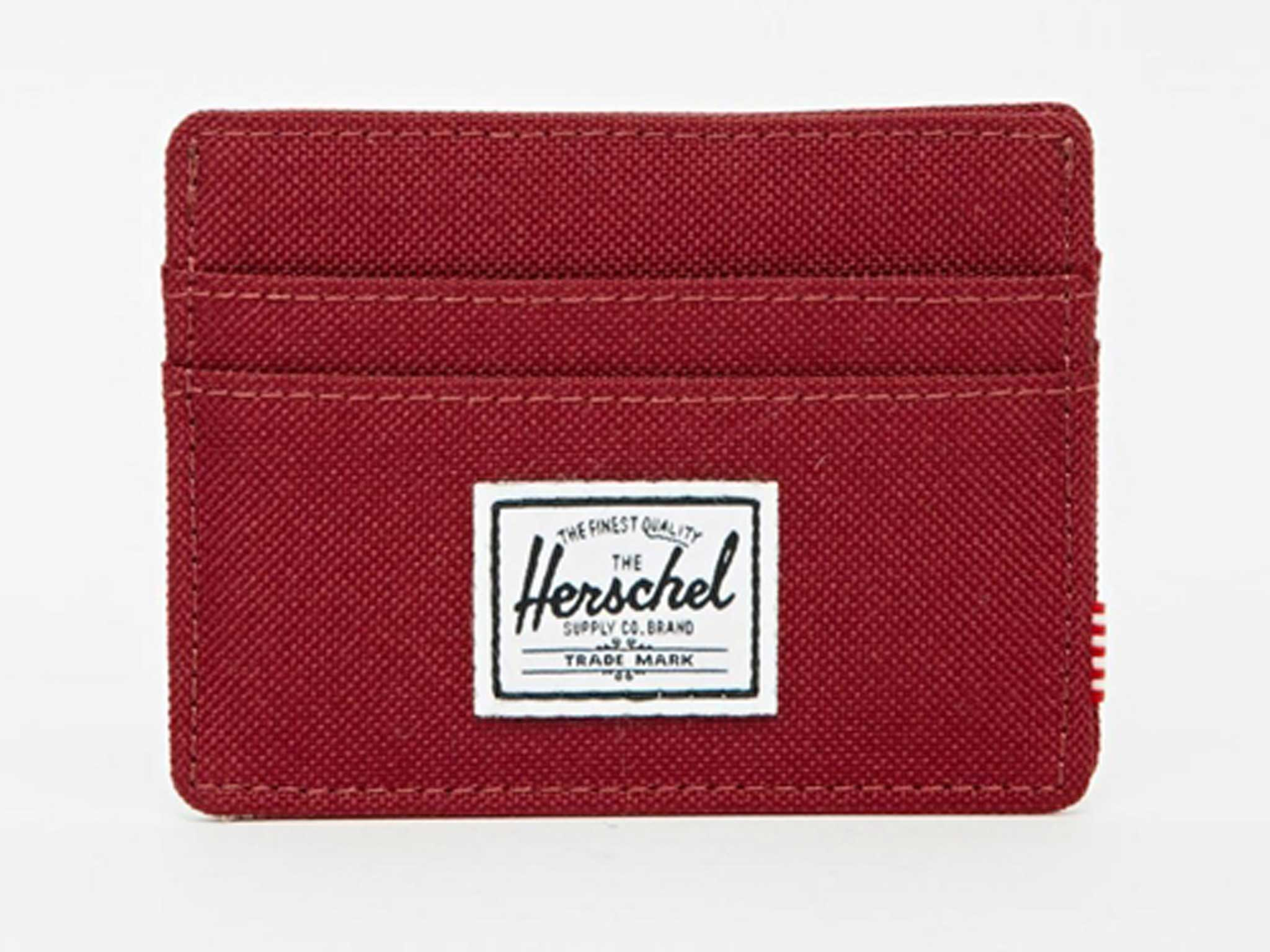 10 best mens card holders the independent a brand typically associated with heritage inspired backpacks herschel has extended its know how to card holders with practicality at the forefront of its reheart Image collections