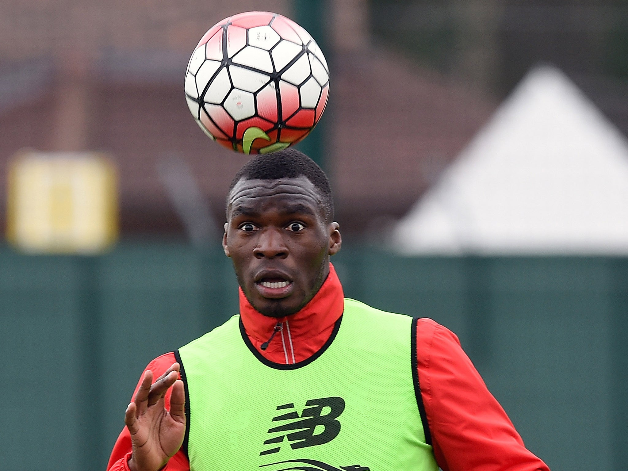 Liverpool transfer news Christian Benteke insists he is happy and