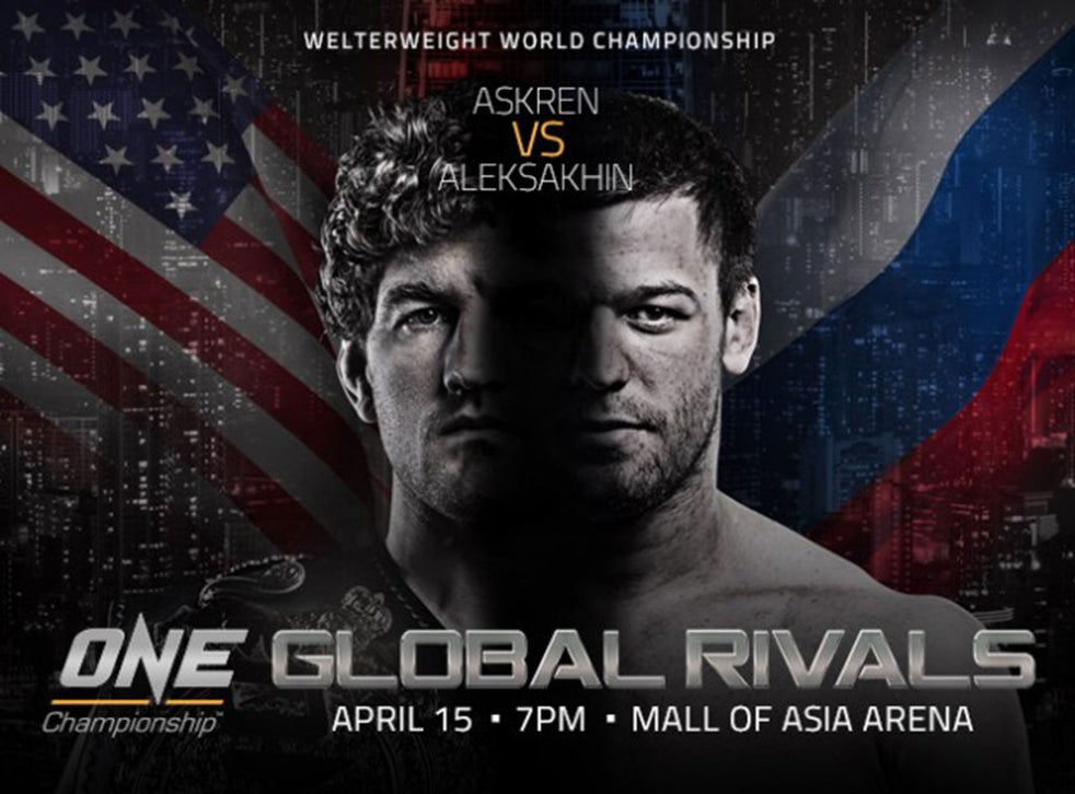 ONE: Global Rivals preview: Ben Askren promises to ...
