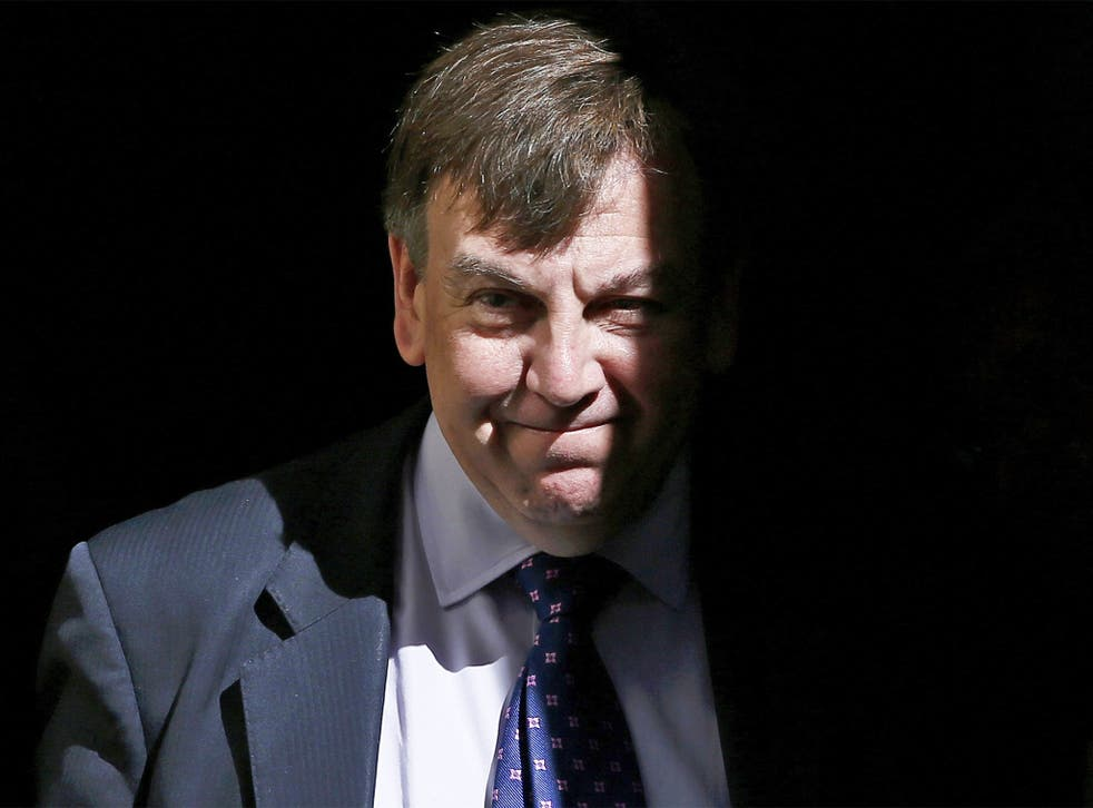 A Downing Street spokesperson said The Independent: 'John Whittingdale is entitled to a private life'