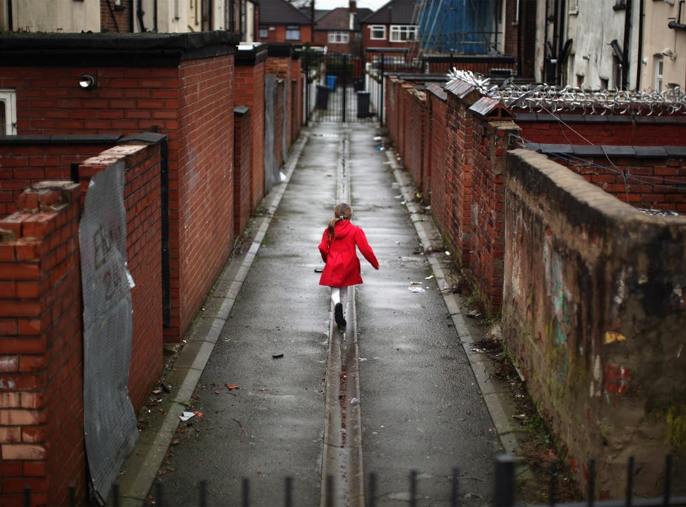 Vulnerable children who are sent far away from their home towns are more likely to be targeted by paedophiles and drugs gangs, Labour MP says