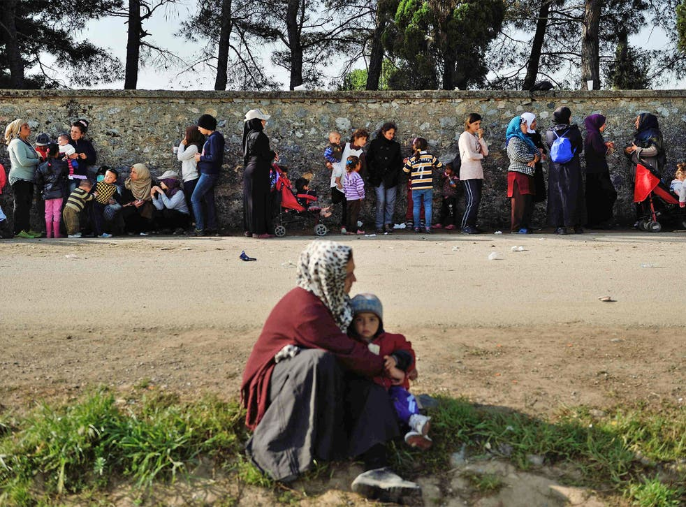 The aid budgets of many countries have been used to deal with the migrant crisis