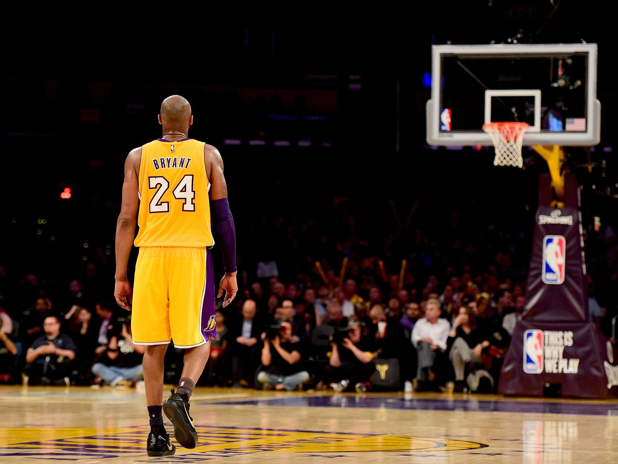 Kobe Bryant Last Game: La Lakers Great Scores 60 Points To Beat Utah Jazz  In Victorious Final Farewell  The Independent