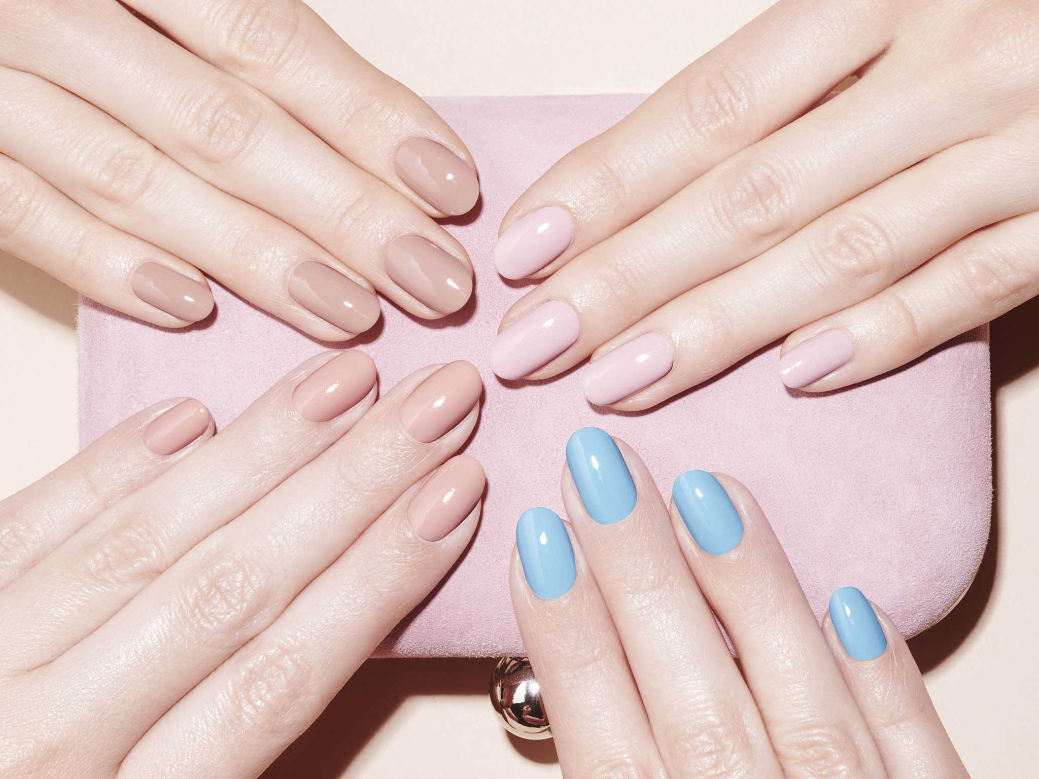 11 best nude nail polishes