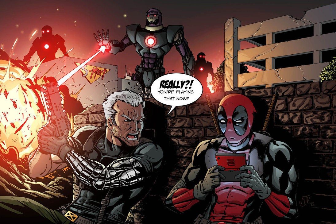 Deadpool 2: Screenwriters explain how Cable will fit into ...