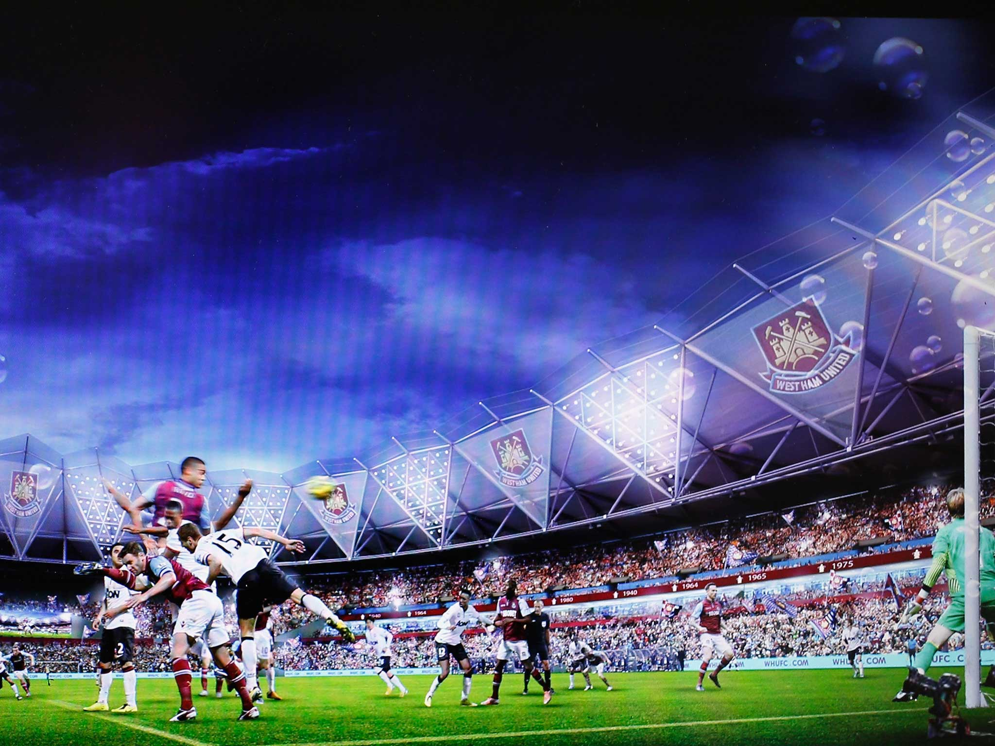 West Ham to pay £2.5m a year to rent 60,000-seater Olympic ...