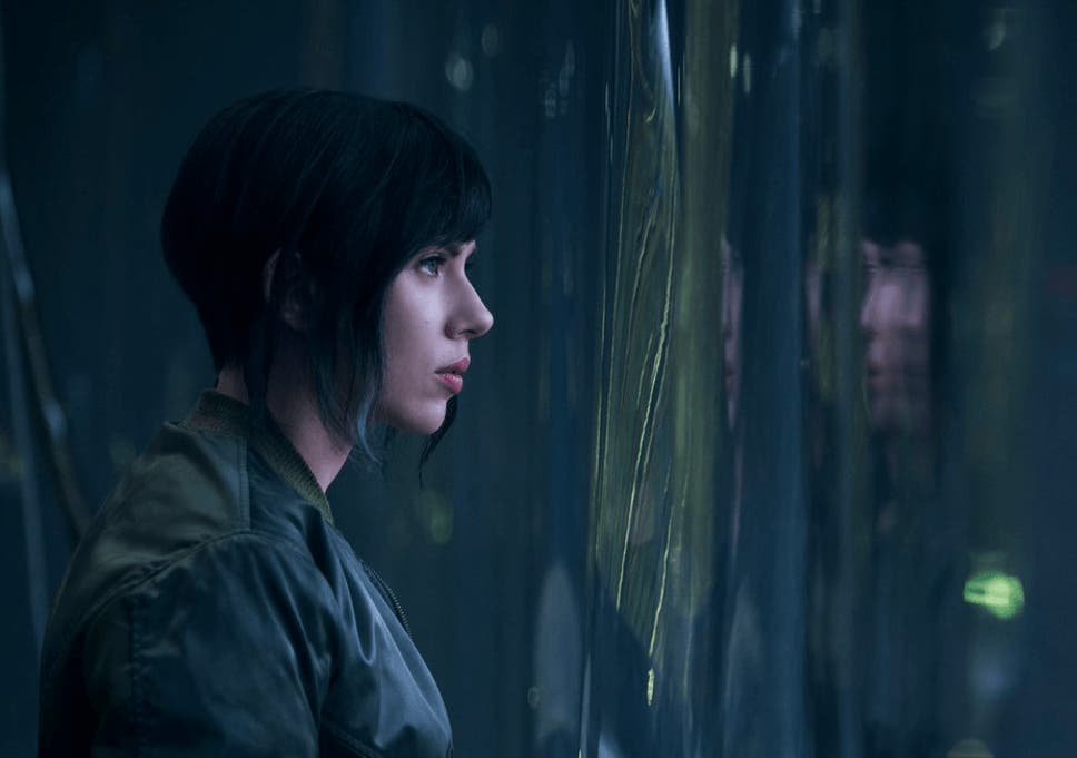 Ghost in the Shell: Scarlett Johansson's character has a Japanese