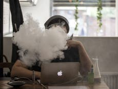 Flavoured e-cigarettes produce 'unacceptably dangerous
