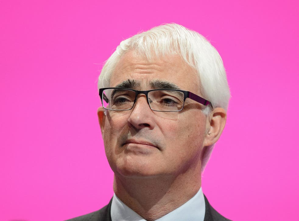 Alistair Darling has accused Brexit campaigners of offering a 'fantasy future' outside the European Union and leaving the EU would threaten Britain's long-term economic recovery