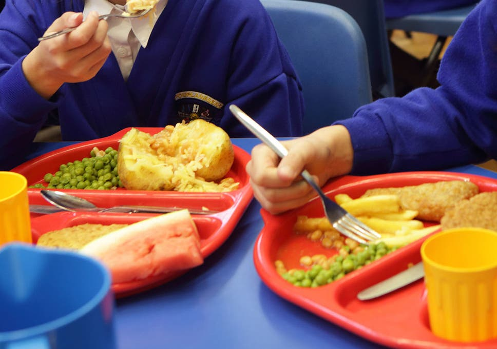 Conservatives abandon plans to axe free school lunches for