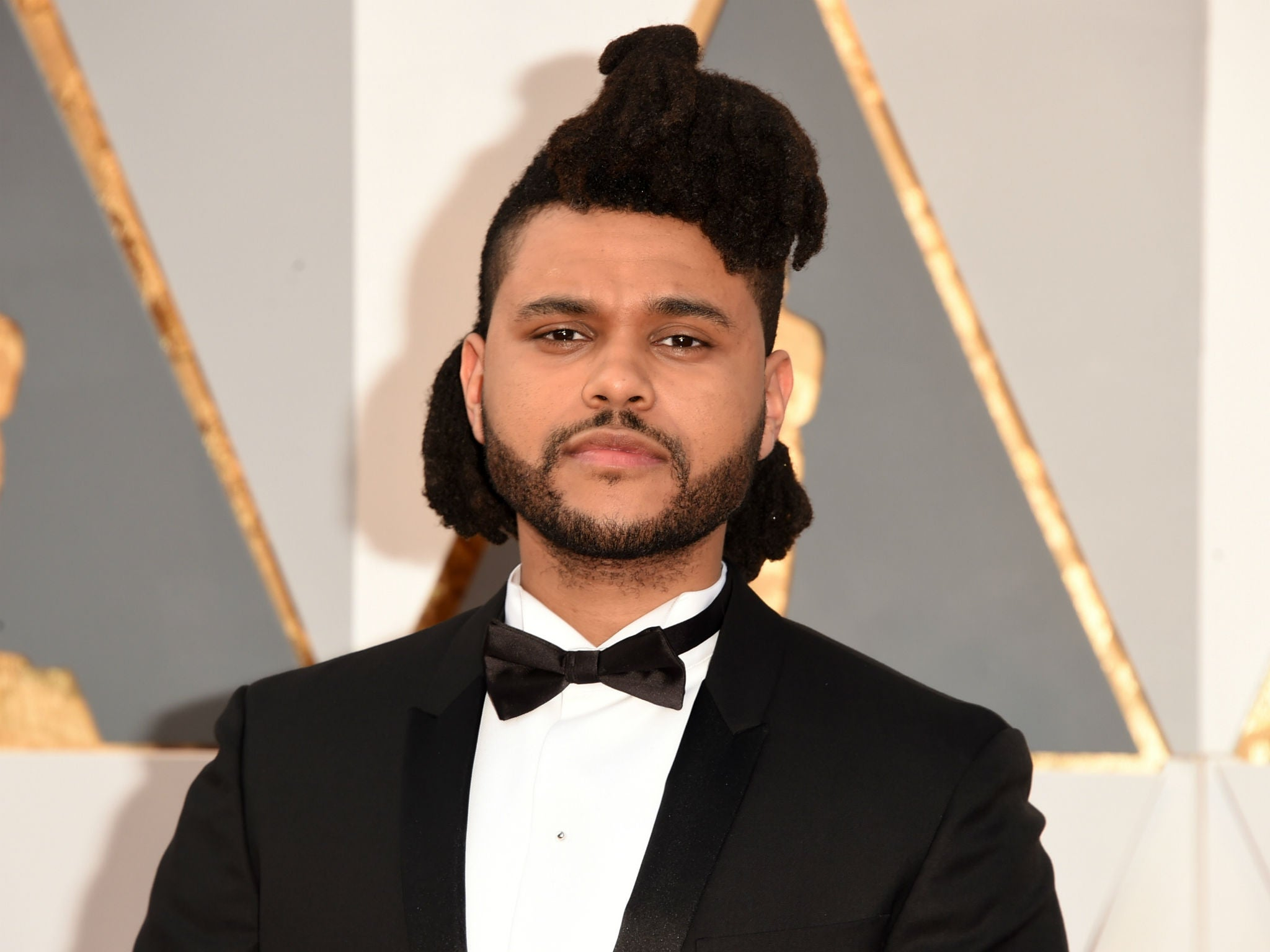 The Weeknd Cuts Ties With HM Over Racist Image