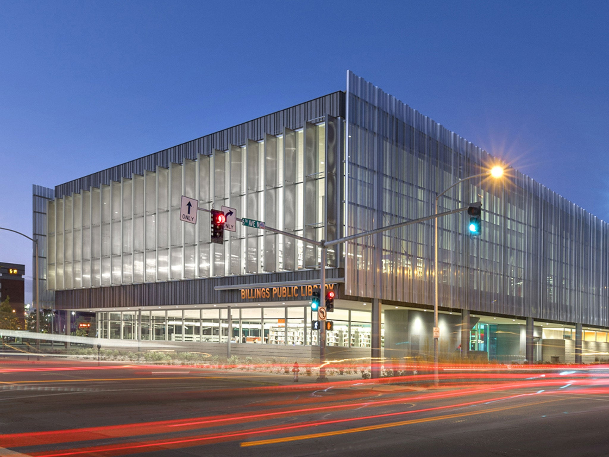 American Institute Of Architects 2016 Library Building Awards   In Pictures