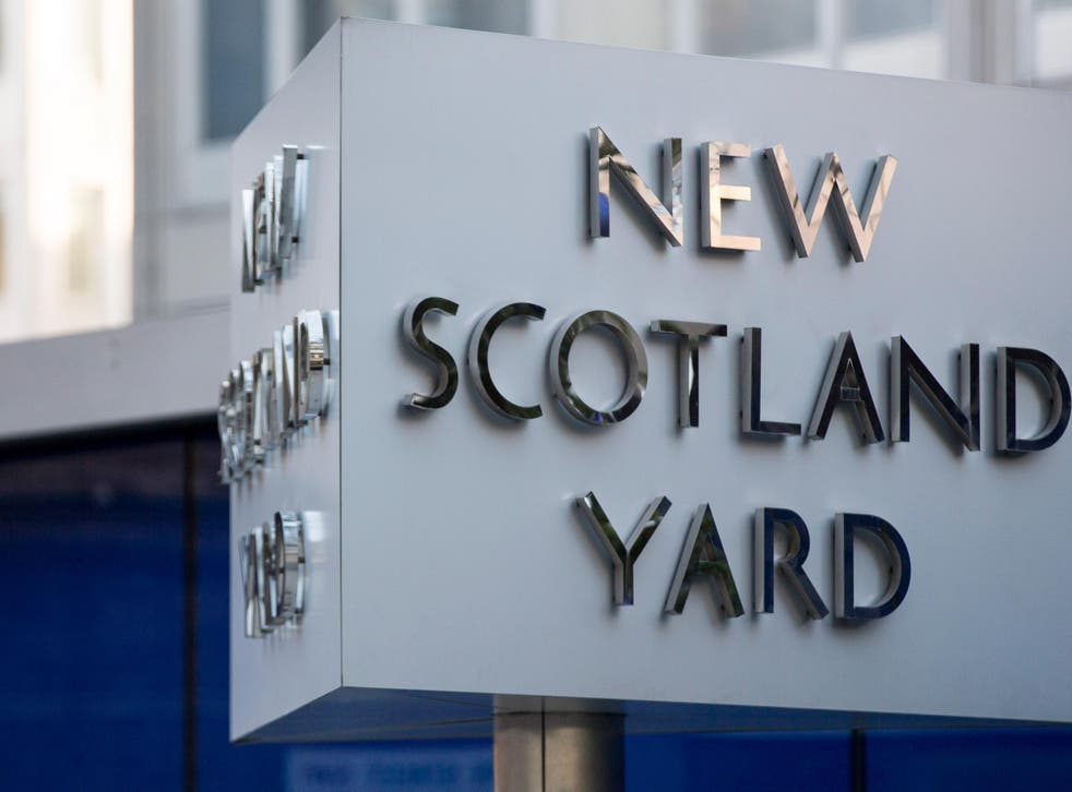 Maitland, who is part of the Metropolitan Police's sexual offences, exploitations and child abuse command, is currently suspended from duty