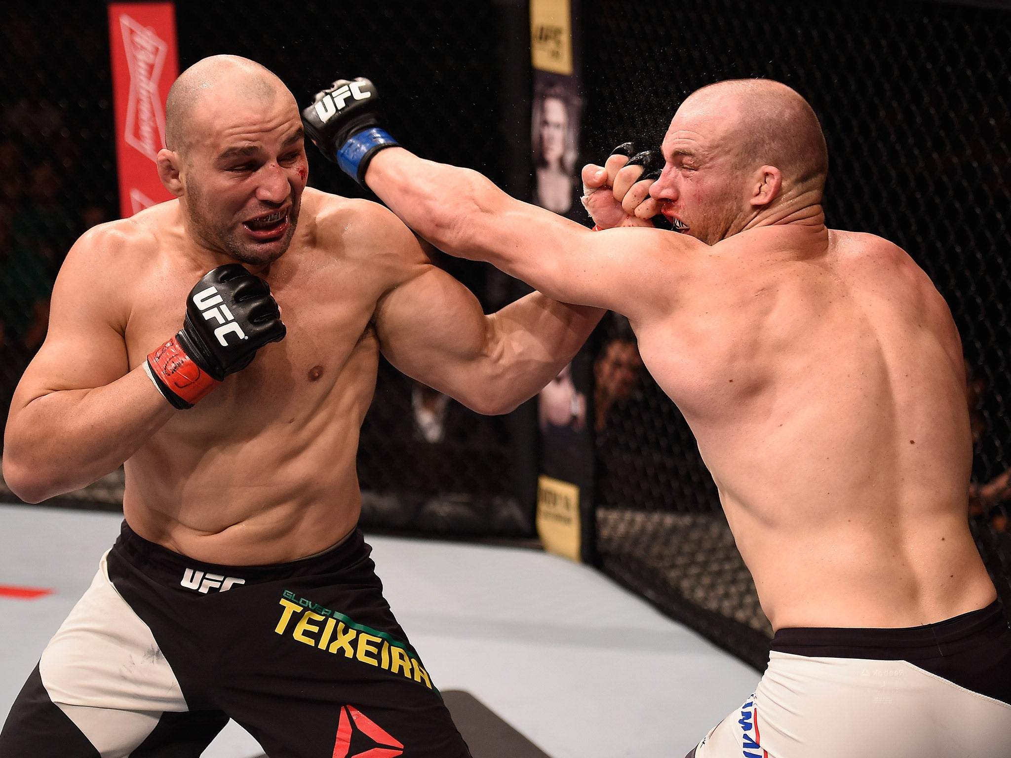 UFC on Fox 19: Don't let main events allow Glover Teixeira ...