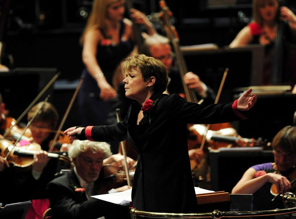 Marin Alsop will be conducting the São Paolo Symphony Orchestra for Prom 51