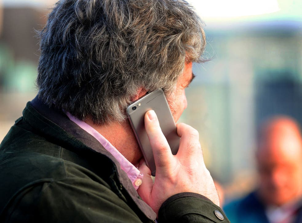 Many users complain they have struggled to get through to customer service staff at EE to discuss the outages