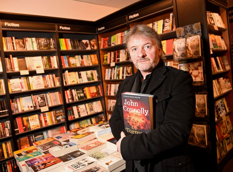 John Connolly's first novel introduced the character of Charlie Parker, a former policeman hunting the killer of his wife and daughter.