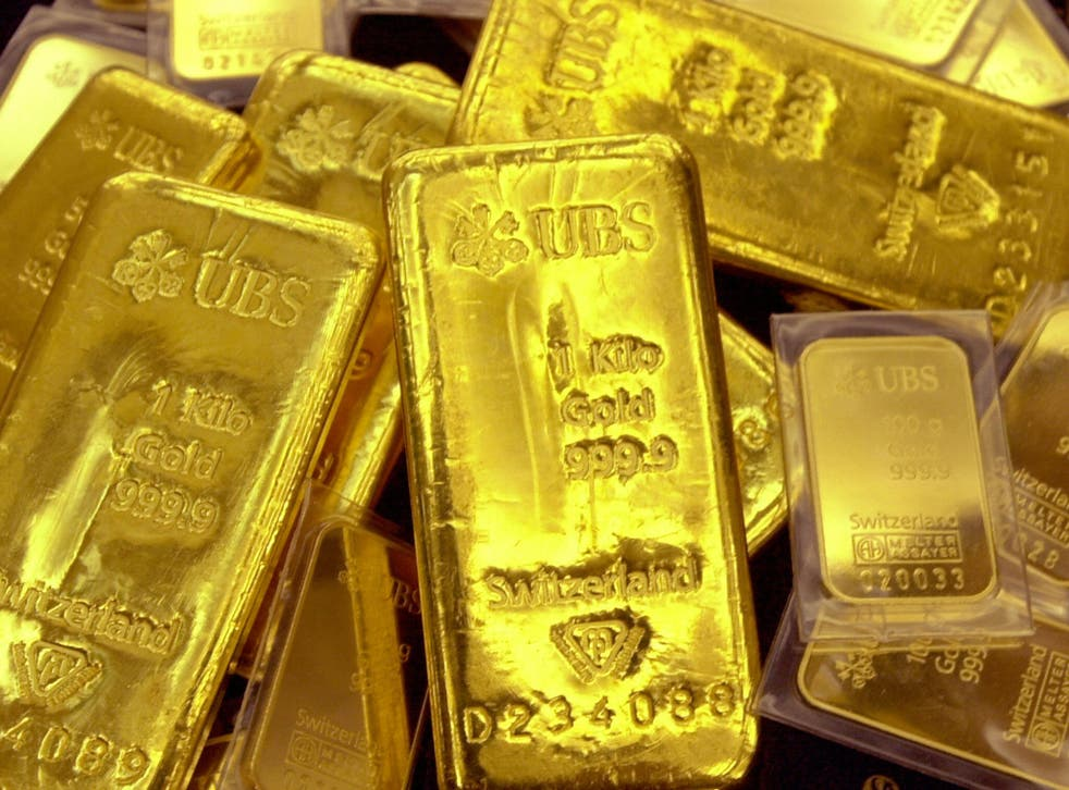 Sadly, your gold investment probably wont look like this.