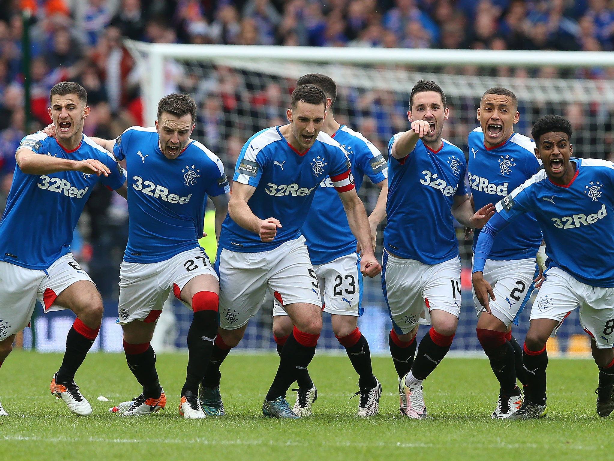 rangers vs celtic - photo #11