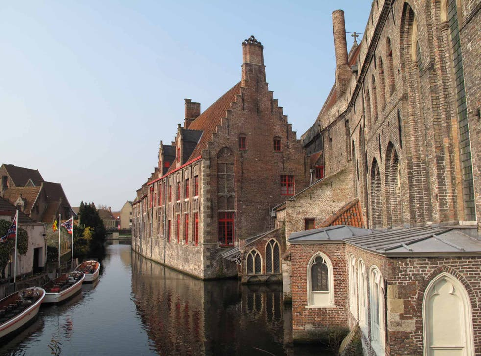 Bruges: At its best in April and May