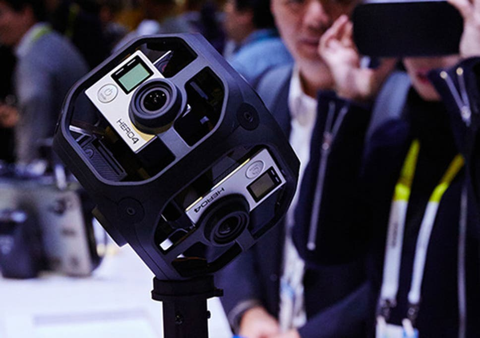 GoPro unveils new VR video platform and pricing for 360-degree Omni