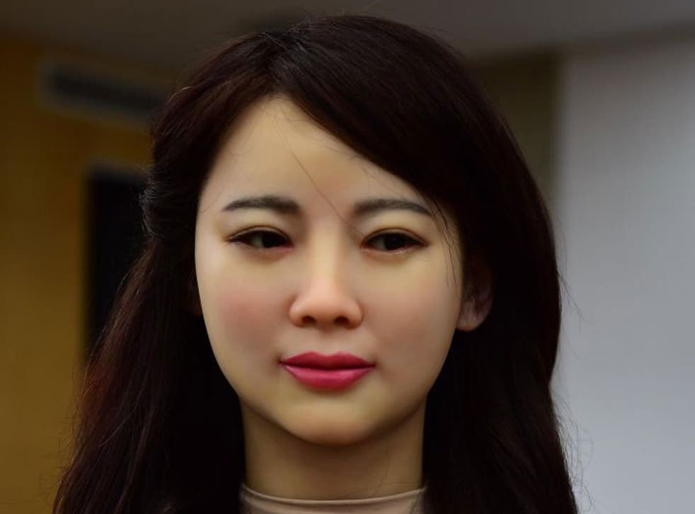 Jia Jia's creators claim she is one of the most lifelike robots ever made