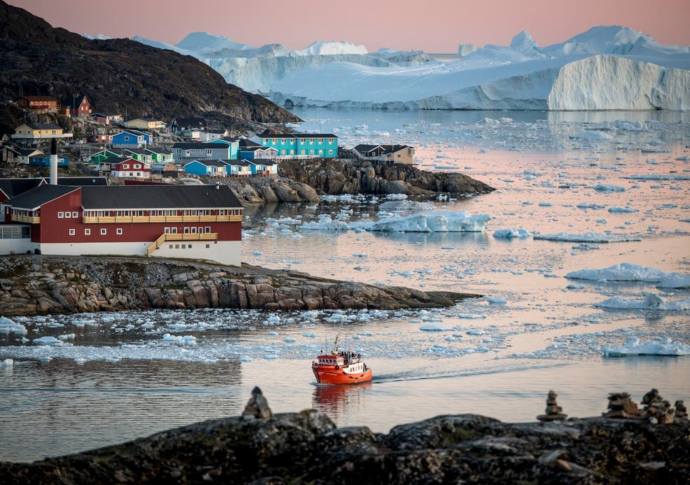 Call girl in Ilulissat