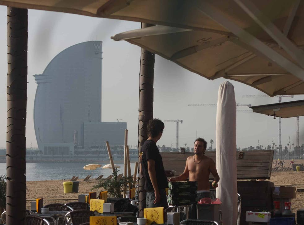 Barcelona: What expense can be reimbursed?