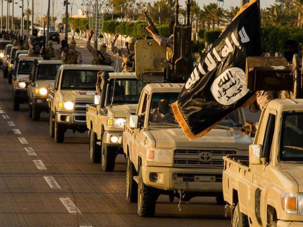 Risultati immagini per ISIS libya