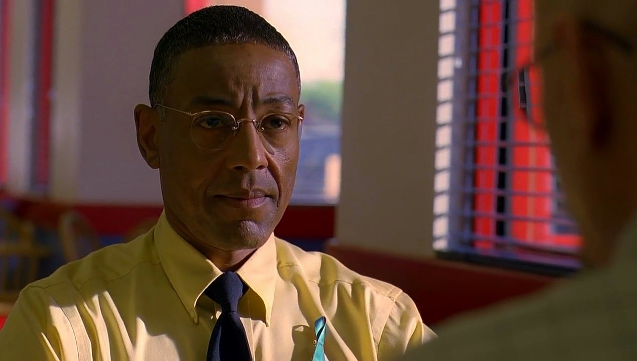 Better Call Saul S Gus Fring Hidden Message Creators Can