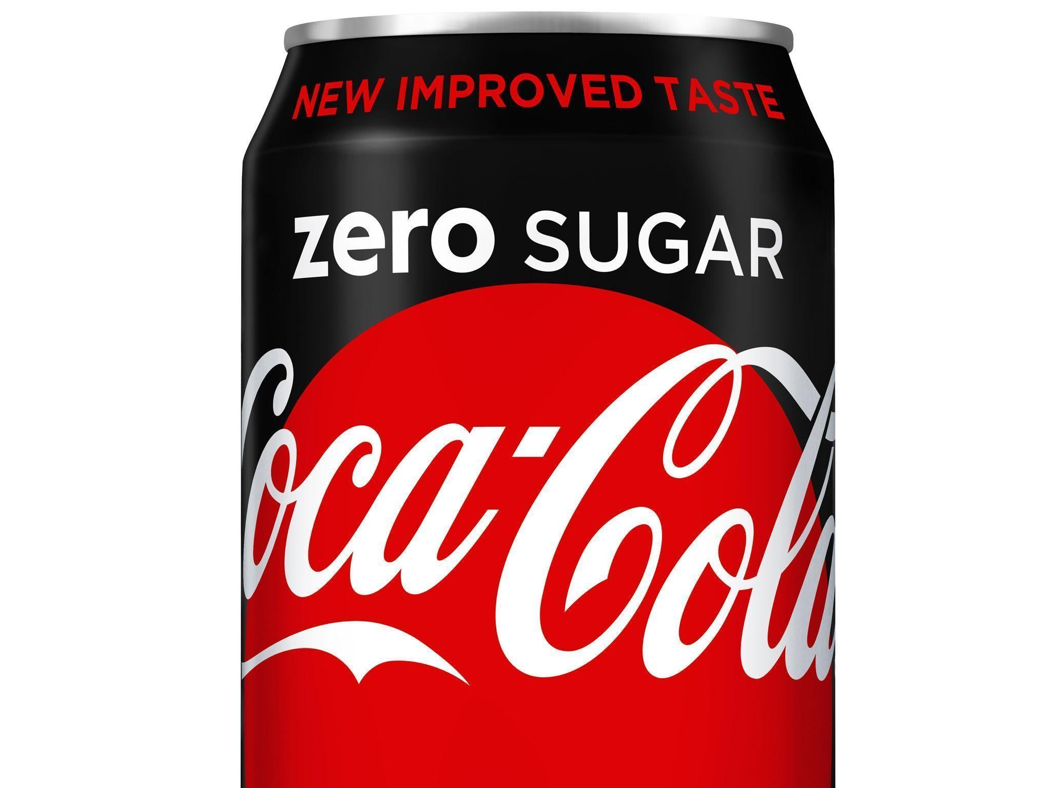 coca cola zero sugar the new coke zero that will taste. Black Bedroom Furniture Sets. Home Design Ideas
