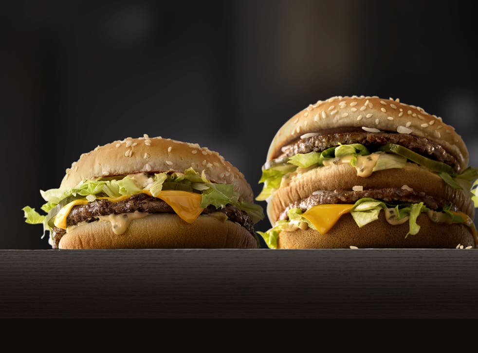 Chef Chad Schafer said the Grand Mac and Mac Jr. are in homage to the original Big Mac