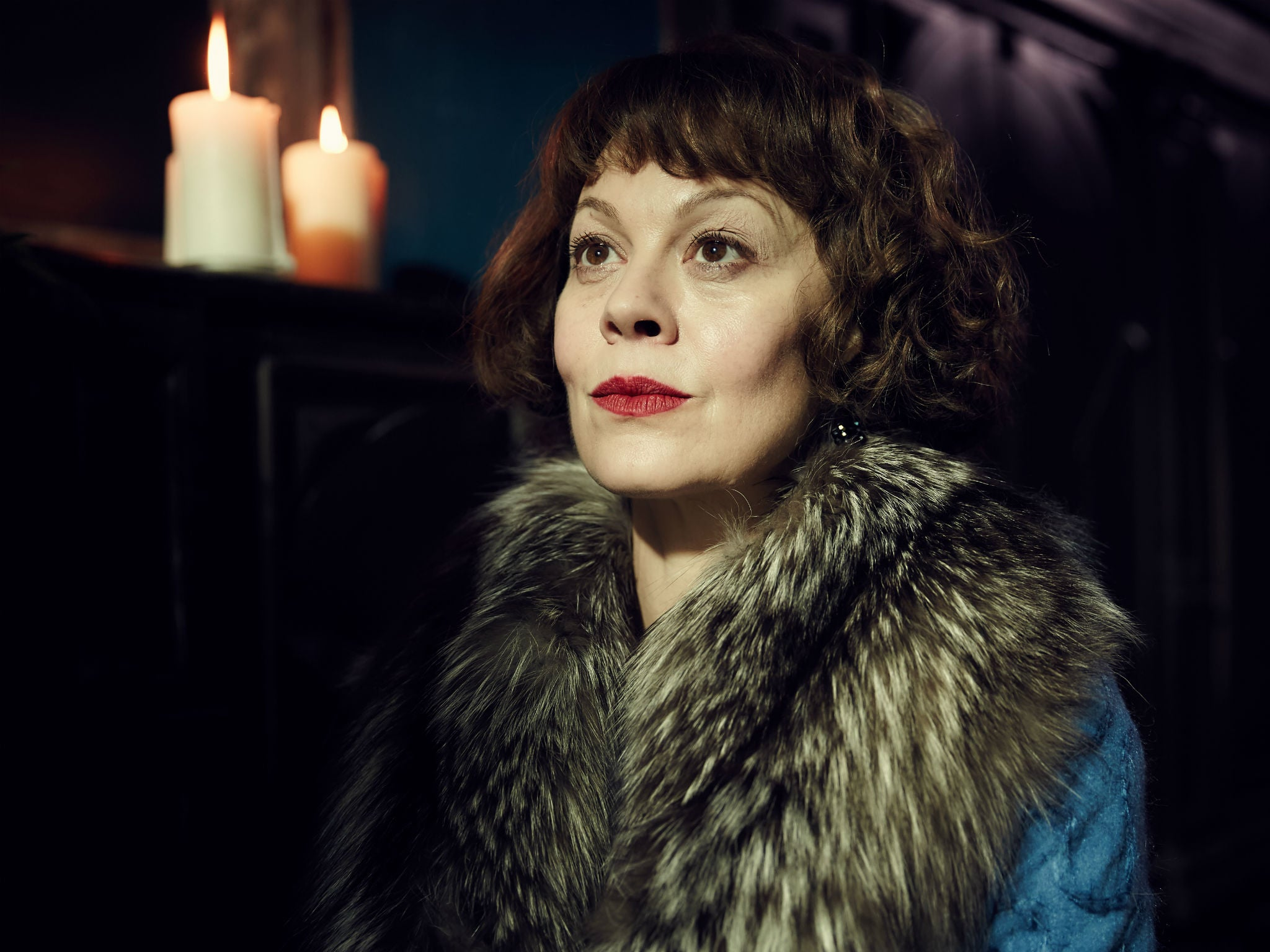 Helen Mccrory Leaving helen mccrory interview: 'i have no interest in 'strong