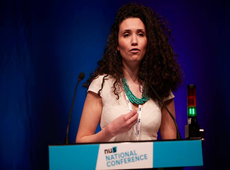 The election of new NUS National President, Malia Bouattia, pictured, is one of the reasons SUs across the nation want to break away from the NUS
