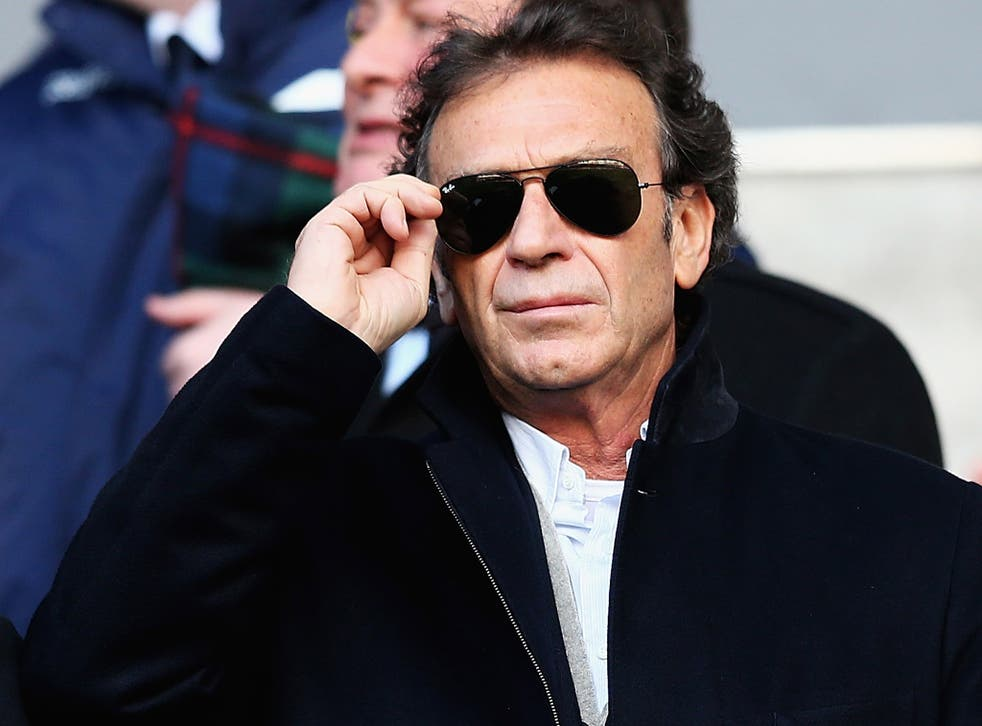 Leeds owner Massimo Cellino is facing protests from sections of the supporters