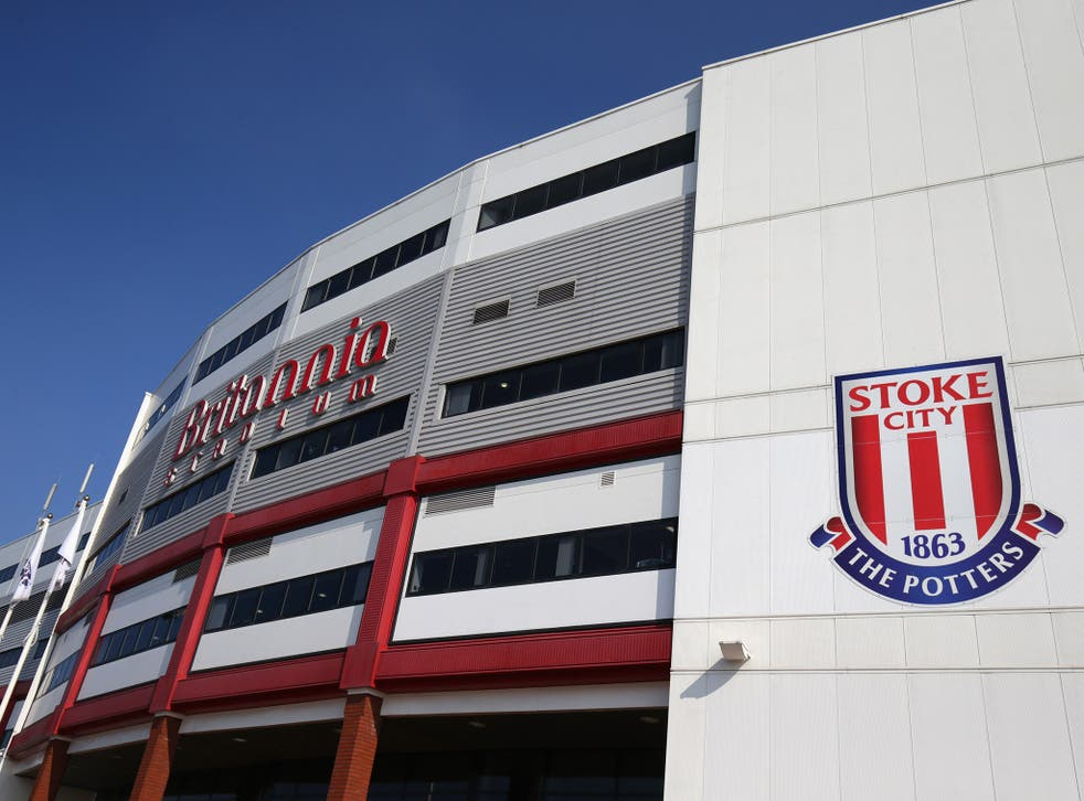 Stoke will rename their ground the bet365 Stadium and expand capacity by 1,800 seats