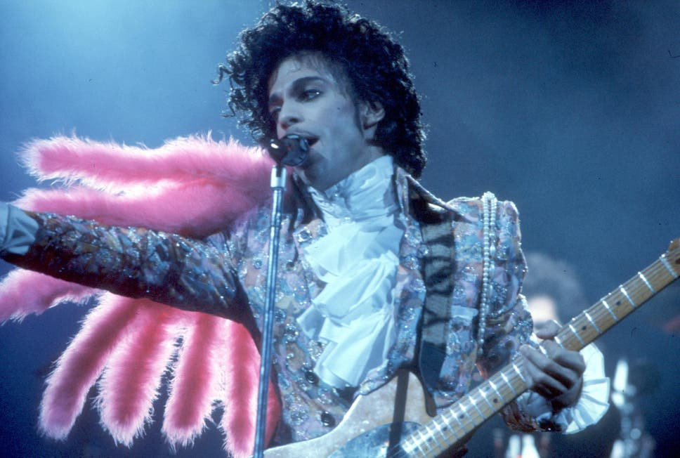 Prince Dead When Prince Changed His Name To A Symbol Warner Bros