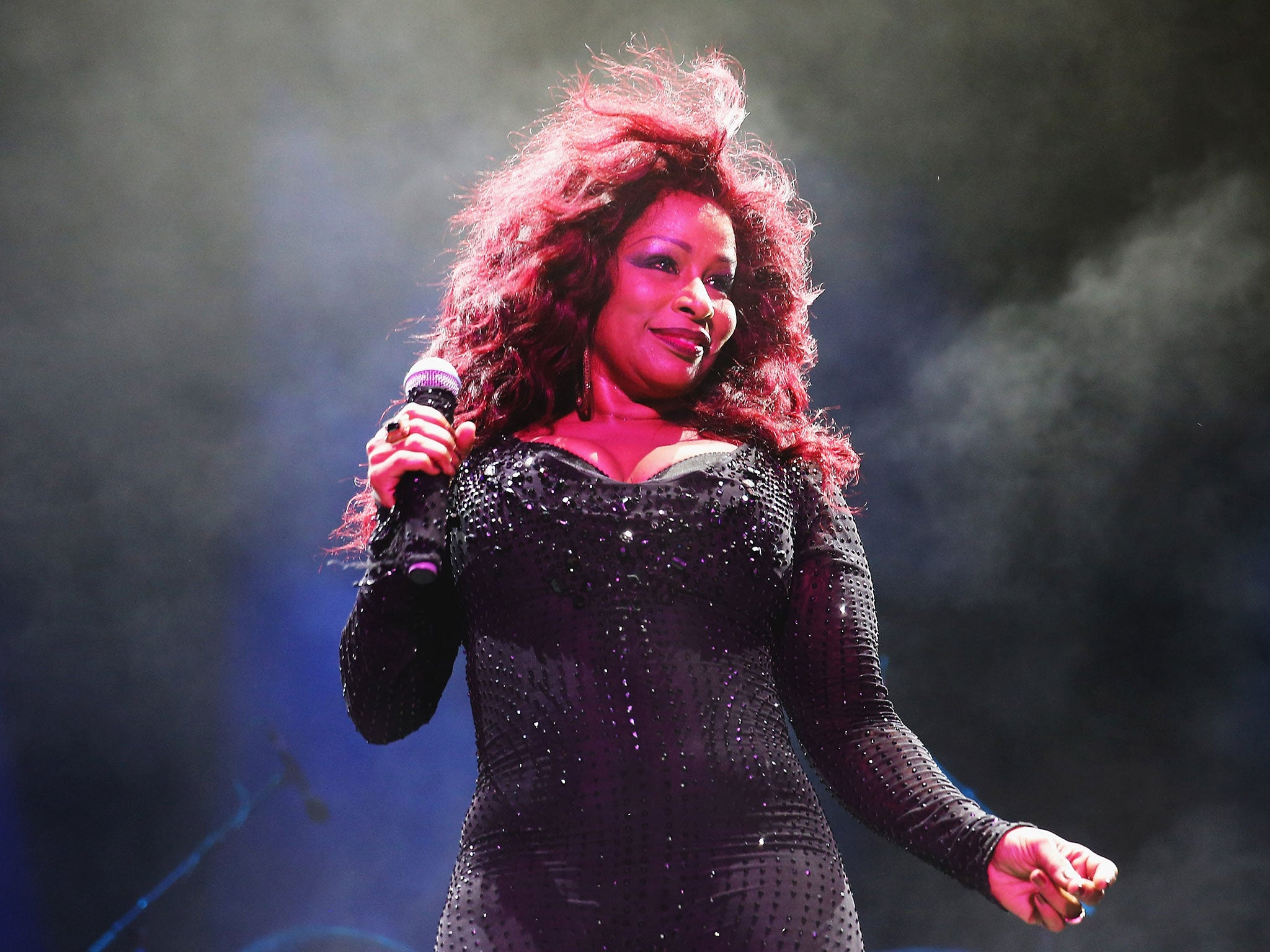 prince dead chaka khan pays tribute to �brother� after
