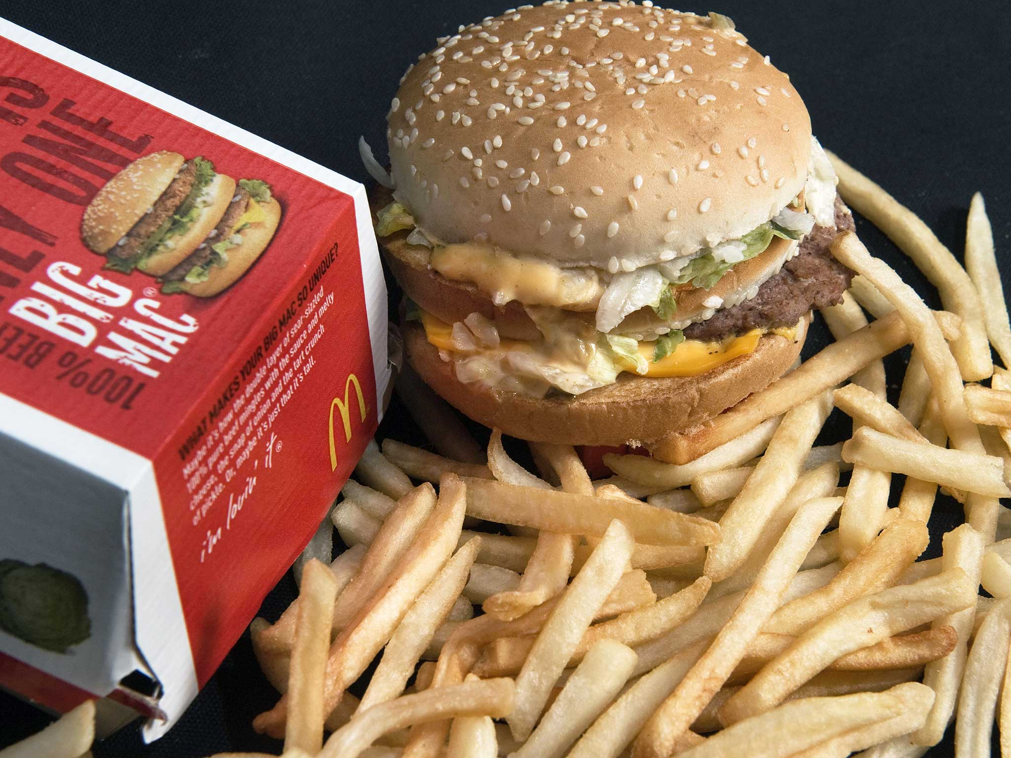 The Mac Daddy: Can the Big Mac survive in the age of the 'better burger'? |  The Independent